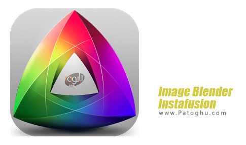 نرم افزار Image Blender Instafusion