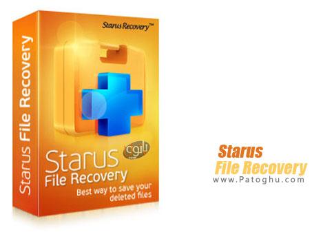 بازیابی آسان و حرفه ای اطلاعات پاک شده Starus File Recovery