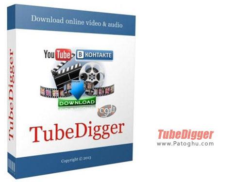 دانلود نرم افزار TubeDigger