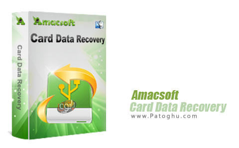 دانلود Amacsoft Card Data Recovery