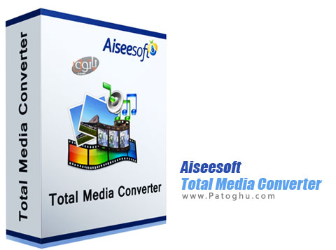 نرم افزار Aiseesoft Total Media Converter