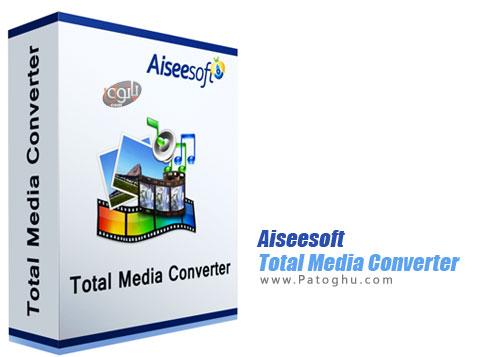 نرم افزار Aiseesoft Total Media Converter