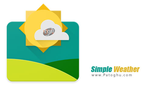 نرم افزار Simple Weather Premium