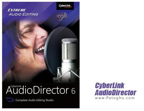 نرم افزار CyberLink AudioDirector Ultra