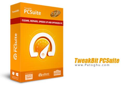 نرم افزار TweakBit PCSuite
