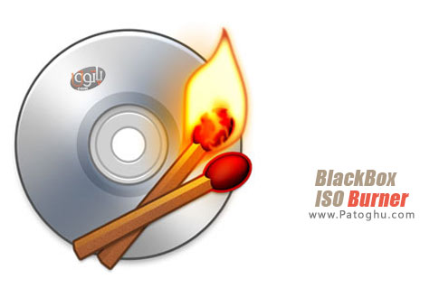نرم افزار BlackBox ISO Burner
