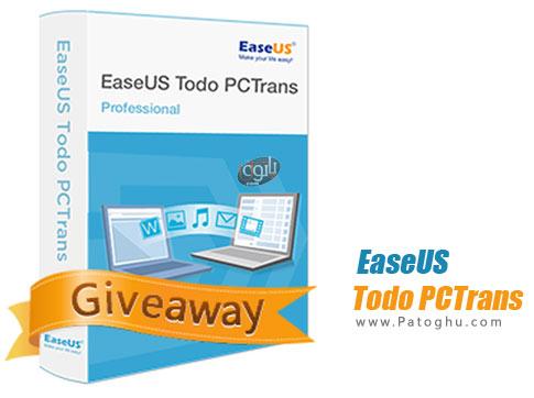 نرم افزار EaseUS Todo PCTrans Technician