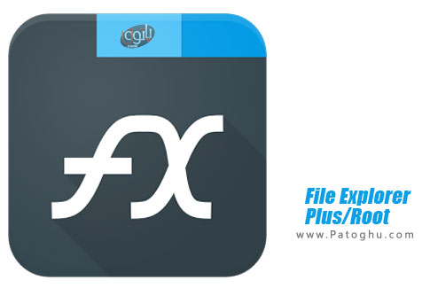 برنامه File Explorer Plus/Root