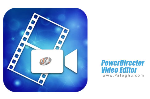 نرم افزار PowerDirector - Video Editor