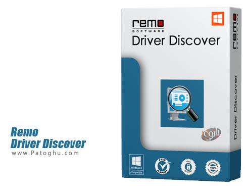 نرم افزار Remo Driver Discover