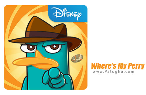 بازی Where's My Perry?
