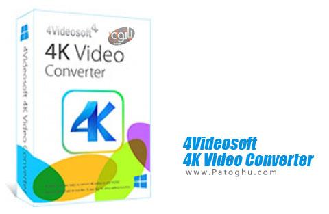 نرم افزار 4Videosoft 4K Video Converter