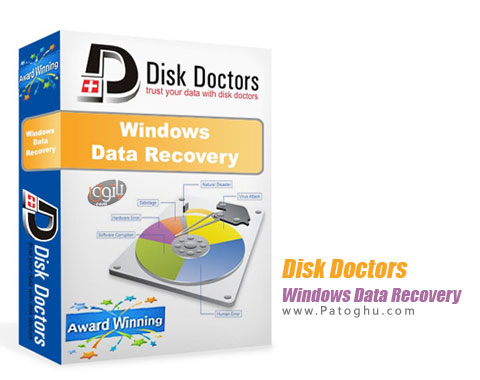 نرم افزار Disk Doctors Windows Data Recovery