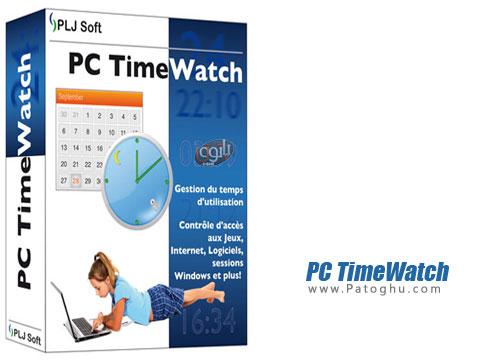 نرم افزار PC TimeWatch