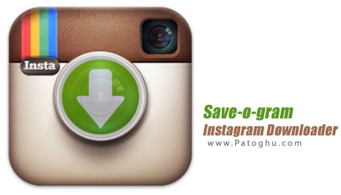 نرم افزار Save-o-gram Instagram Downloader