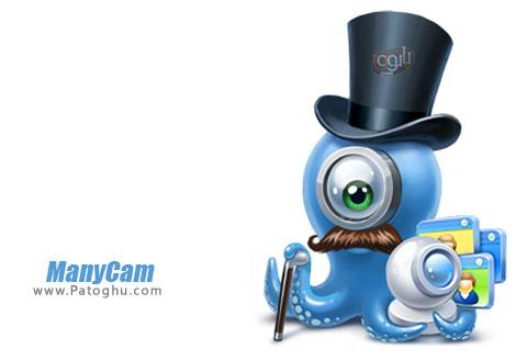 نرم افزار ManyCam