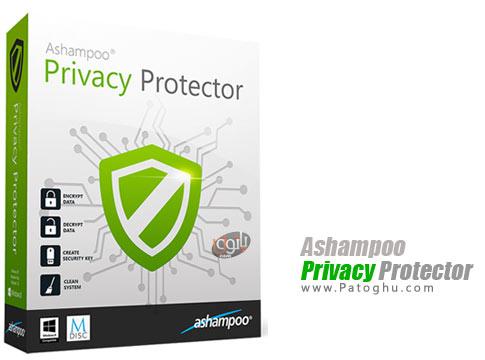 نرم افزار Ashampoo Privacy Protector