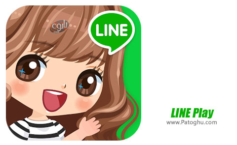 بازی لاین پلی اندروید LINE Play
