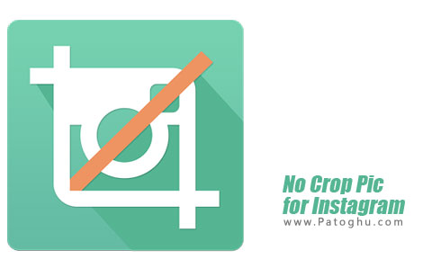 نرم افزار No Crop Pic for Instagram