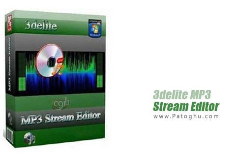 نرم افزار 3delite MP3 Stream Editor