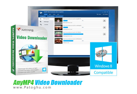 دانلود AnyMP4 Video Downloader