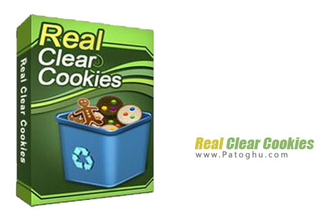 نرم افزار Real Clear Cookies