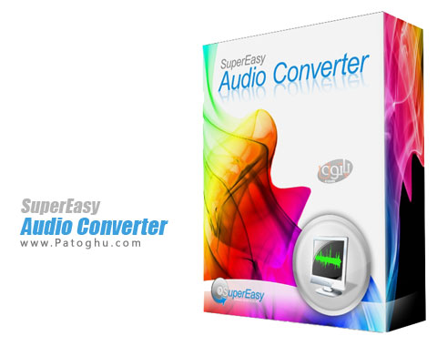 تبدیل فوری و سریع فرمت موزیک و صدا SuperEasy Audio Converter 3.0.4225