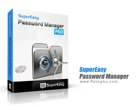دانلودSuperEasy Password Manager Pro