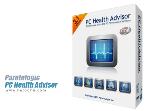 Paretologic PC Health Advisor نرم افزار
