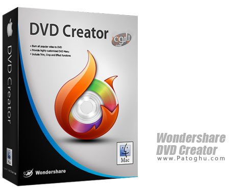 نرم افزار Wondershare DVD Creator