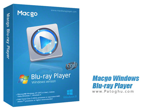 نرم افزار Macgo Windows Blu-ray Player