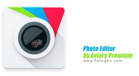 نرم افزار Photo Editor by Aviary