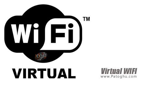نرم افزار Virtual WIFI