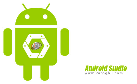 نرم افزار Google Android Studio