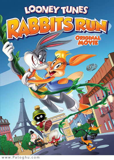 دانلود انیمیشن لونی تونز فرار خرگوش ها Looney Tunes Rabbit Run 2015