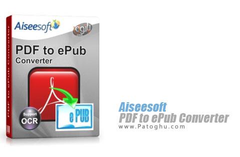 نرم افزار Aiseesoft PDF to ePub Converter