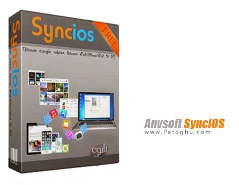 نرم افزار Anvsoft SynciOS Pro