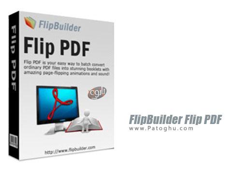 نرم افزار FlipBuilder Flip PDF