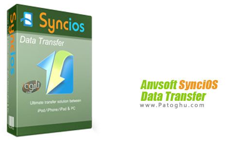 نرم افزار Anvsoft SynciOS Data Transfer
