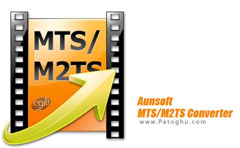 نرم افزار Aunsoft MTS/M2TS Converter