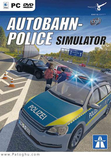 بازی Autobahn Police Simulato
