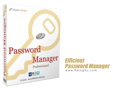 نرم افزار Efficient Password Manager
