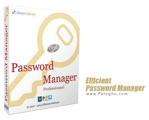 نرم افزار Efficient Password Manager