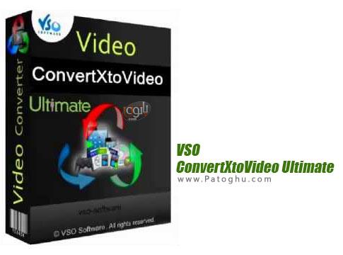 نرم افزار VSO ConvertXtoVideo Ultimate