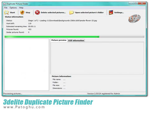 دانلود 3delite Duplicate Picture Finder