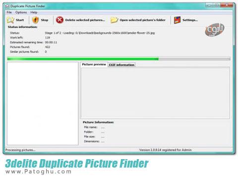 دانلود 3delite Duplicate Picture Finder