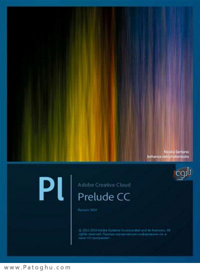 نرم افزار Adobe Prelude CC 2015