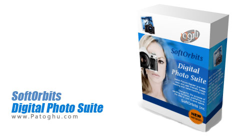 نرم افزار SoftOrbits Digital Photo Suite