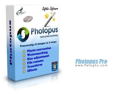 نرم افزار Photopus Pro