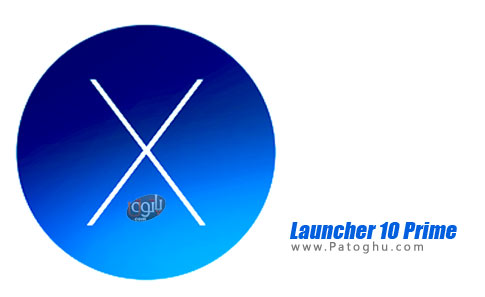 دانلود Launcher 10 Prime